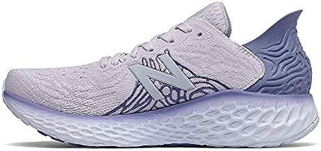 New Balance Women's Fresh Foam 1080 V10 Running Shoe, Thistle/Magnetic Blue/Moon Dust, 8