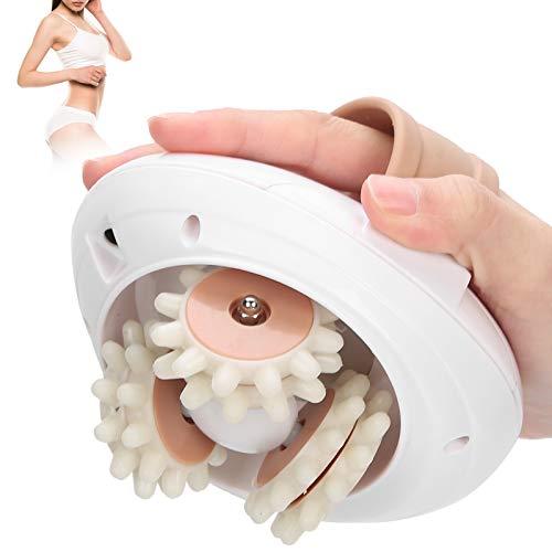 Máquina de masaje adelgazante eléctrica, masajeador de rodillo anticelulítico quemagrasas de mano para piernas, caderas, cuello, cintura, espalda y cuerpo(EU Plug)
