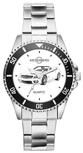 Geschenk für SL 63 Fans Fahrer Kiesenberg Uhr 10163