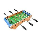 TASJS Máquina de fútbol de Mesa Creativa 6-Bar Desktop Soccer Toy Padre-niño Interactive Toy Entertainment Placa de Entretenimiento Kids Sport Juego