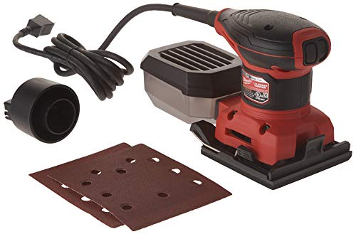 Milwaukee 1/4 Sheet Orbital Compact Palm Sander