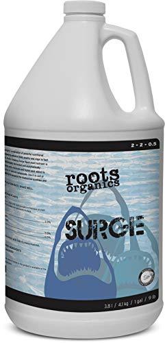 Roots Organics Surge Fertilizer, 1-Gallon