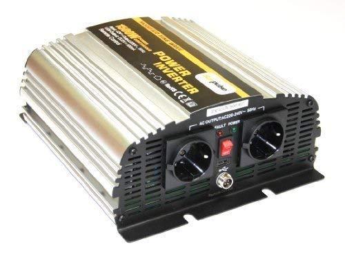 Spannungswandler MS 12V 1500/3000 Watt Inverter Wechselrichter