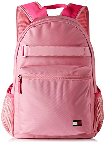 Tommy Hilfiger Th Girls Backpack, Portafoglio Bambina, Rosa (Pink Mix), 12x41x30 centimeters (W x H x L)