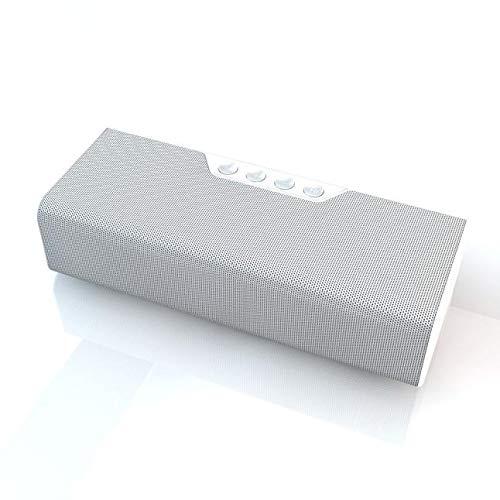 OPAKY Tragbarer drahtloser Super-Bass-Stereo-Bluetooth-Lautsprecher für iPhone, Samsung usw.