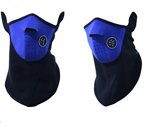 Neck Warmer Face Mask Cycling Motorcycle Bike Ski Helmet Wind Veil Snowboard