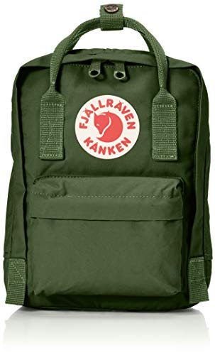 Fjallraven Unisex Adult Kånken Mini Backpack, Spruce Green, OneSize