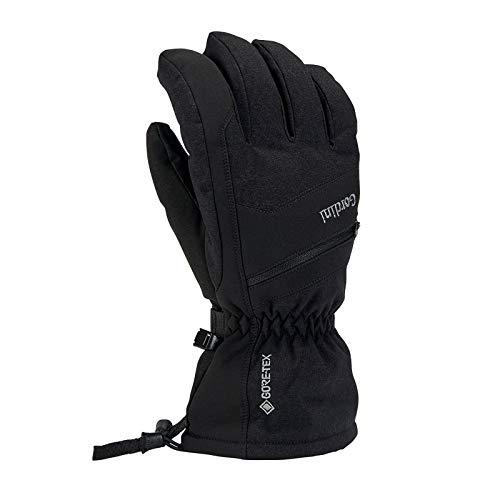 Gordini Men's Standard Da Goose Gore-Tex Glove, Black, Large