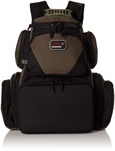G.P.S. Sporting Clays Backpack, Olive