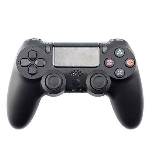PS 4Controller Wireless Game Board, geeignet fürPlaystation Dualshock 4Bluetooth Joystick Vibration Game Board, verwendet fürPS4 Pro Silm PS3 PC-Spiel schwarz