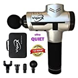 VigorX Massage Gun by Back Rescue, Super Quiet & Powerful, Best Quality & Design at Lower Price,...