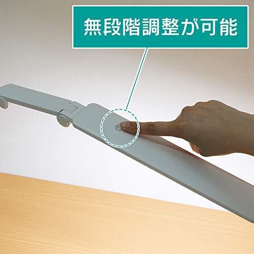 IRISOHYAMA(アイリスオーヤマ)『LEDデスクライト701クランプタイプ(LDL-701CL)』