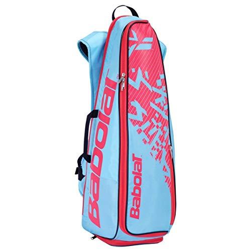 Babolat BACKRACQ 8 Himmelblau/Rosa Badminton Tasche