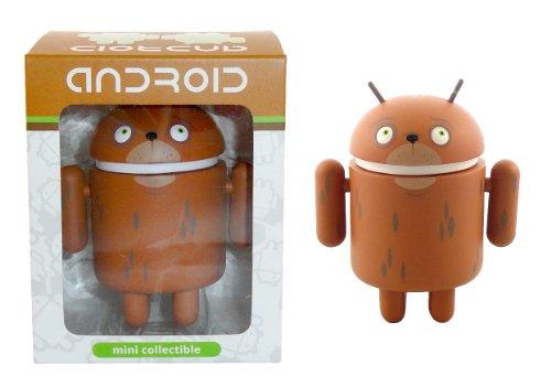 Android Big Box Edition Mini Collectible Figure, Bear