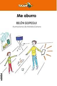 Me aburro par Belén Gopegui