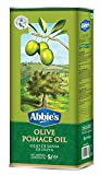 Abbie's 5L Pomace Olive Oil for Cooking with Goodness of 15% Extra Virgin Olive Oil| Packed in Italy