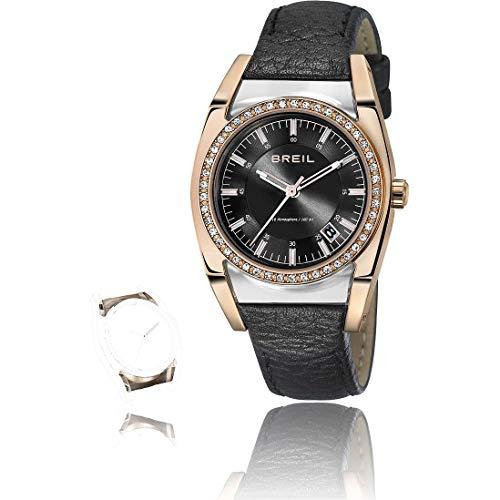 Breil TW0966 - Reloj para Mujeres, Correa de Cuero