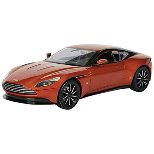 min min Modelo de Coche 1:24 / Compatible con Aston Martin DB11 / Sports Car Simulación de automóvil Modelo de Aleación de Aleación (Color: Naranja) (Color : Orange)