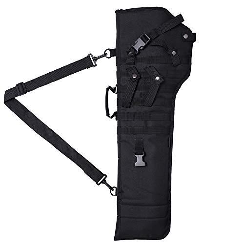 Kylebooker Tactical Rifle Scabbard (Black)