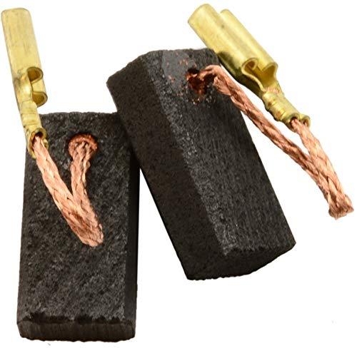 Escobillas de Carbón para CASALS VT622 taladro - 5x8x15mm - 2.0x3.1x5.9