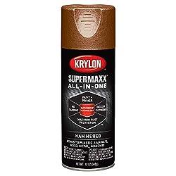 Krylon SUPERMAXX Spray Paint for Plastic