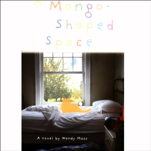 A Mango Shaped Space                   By:                                                                                                                                 Wendy Mass                               Narrated by:                                                                                                                                 Danielle Ferland                      Length: 6 hrs and 41 mins     1 rating     Overall 5.0