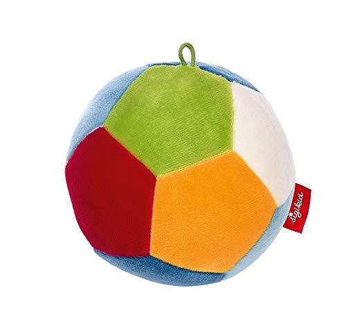 SIGIKID 42313 Aktiv-Ball Baby Activity PlayQ Mädchen und Jungen Babyspielzeug empfohlen ab Geburt mehrfarbig