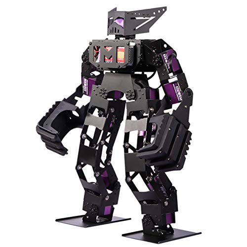 SHIYANLI New Tech DIY Programmable Smart Robot Boxing Competition Robot Toy Model Aluminum Alloy...