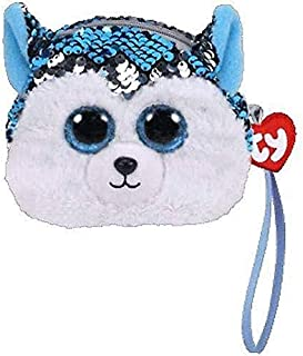 Ty Fashion - Slush The Husky - Wristlet Sequins
