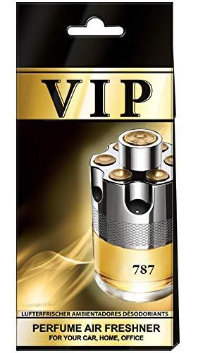 Caribi VIP Auto Lufterfrischer Parfüm HEIM BÜRO Duft ähnlich wie teures Parfüm - №787