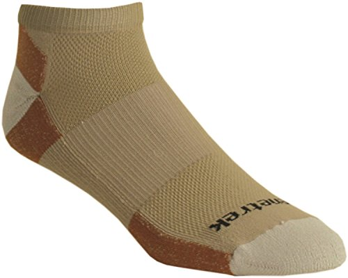 Kenetrek Arizona Lightweight Ankle Height Hiking Sock, Large