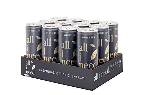 all i need White Tea, 12er Pack (12 x 250 ml)