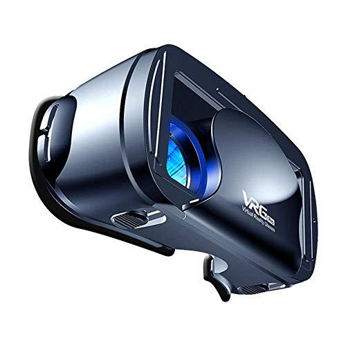 LYXLQ Auriculares VR, Gafas 3D de Realidad Virtual, Pantalla Completa 120 ° Gran Angular Desmontable, Compatible con Todas Las Plataformas, Adecuado para Adultos/niños/Personas Mayores