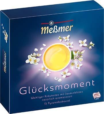Meßmer Tee Gelassenheitstee Glücksmoment, 64 g