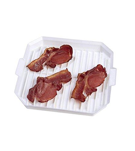 Microwave Bacon Crisper by Betterware