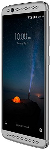 ZTE Axon 7 Mini - Smartphone Libre de 5,2' (4G, Qualcomm MSM8952, 3 GB RAM, Almacenamiento Interno de 32 GB, Bluetooth, WiFi, Android), Color Gris Platino