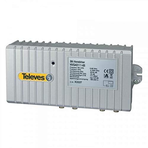 Televes BK-Verstärker Guß 40/30dB HVG40111-65
