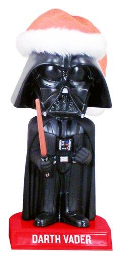 Star Wars - Santa Darth Vader - 18cm Wackelkopf-Figur