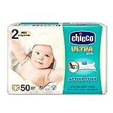 Chicco Chicco Ultra Soft, Pannolini Maxi, Taglia 2 (3-6 kg), 1