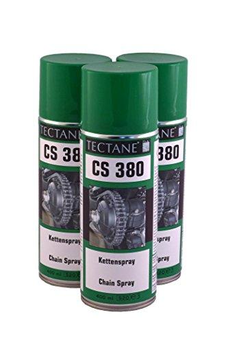 TECTANE Kettenspray CS380 3X 400ml