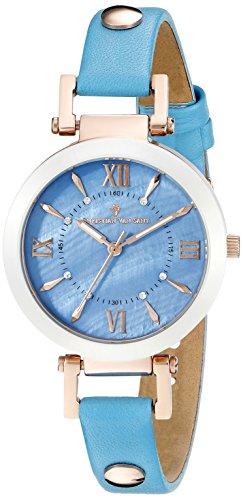Christian Van Sant Uhr mit Schweizer Quarzuhrwerk Cv8165 Petite blau 31 mm