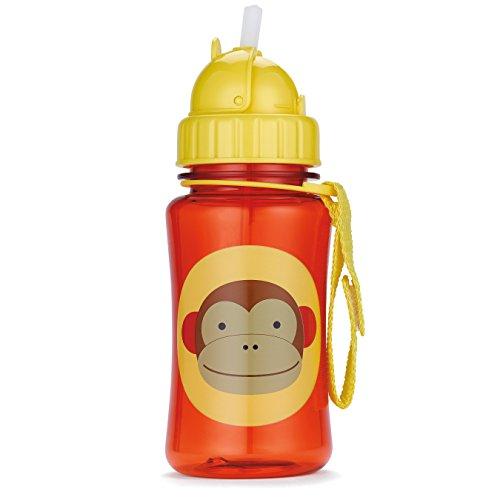 スキップホップ(SKIP HOP) ベビー用 ボトル 交換用ストロー付 (食洗器可) ストロー/ストラップ 付き マグ ...