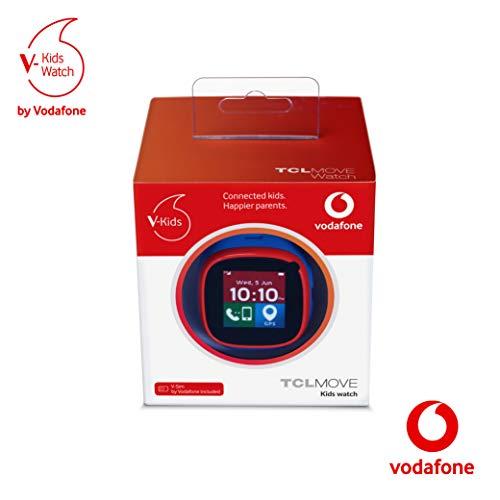 """Kinder-Telefonuhr """"V-Kids Watch"""" von Vodafone - 2"""