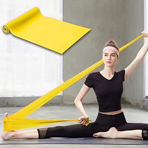 Lintelek Fitnessbänder Heimtraining Yoga Fitness Schulter Trainingbänder Rückentrainingbänder für Männlich und Weiblich