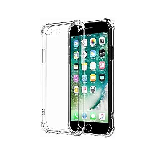 Capa Transparente Air Anti Impacto iPhone 6 6g e 6s 4.7 Antichoque TPU Silicone