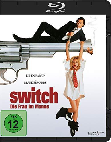 Switch - Die Frau im Manne (Switch) [Blu-ray]