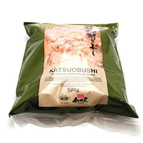 Wadakyu Katsuobushi, Virutas De Atún Ahumado 500 g