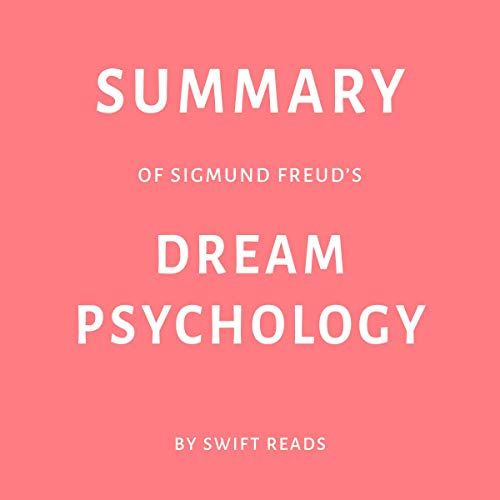 『Summary of Sigmund Freud's Dream Psychology』のカバーアート