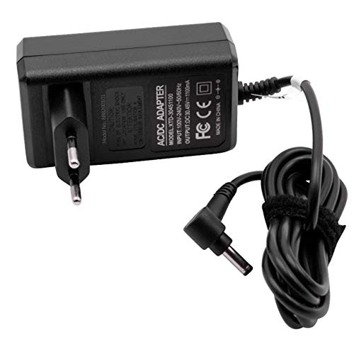 vhbw alimentatore caricabatterie compatibile con Dyson V10 Absolut, Animal, Cyclone, Fluffy, Motorhead, V11 aspirapolvere portatile; 138.5cm