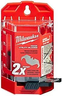 Milwaukee 48-22-1952 50-Piece Hook Utility Knife Blades